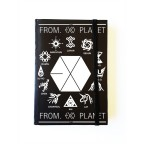 K-Pop Exo - From Exo Planet Defter