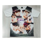 K-Pop BTS Face (Unisex) T-Shirt