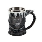 Game of Thrones - Stark Winter Is Coming New Offiicial Kupa
