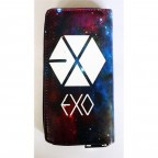K-Pop Exo - From Exo Planet Galaxy Kadın Cüzdan