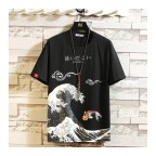 Katsushika Hokusai – The Great Wave Allover Unisex T-shirt