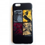 Game of Thrones - 4 Houses - iPhone Telefon Kılıfları