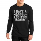 The Walking Dead - I Have a Darly Addixon Unisex Uzun Kollu