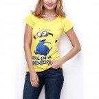 Minion - One in A Minion Kadın T-Shirt